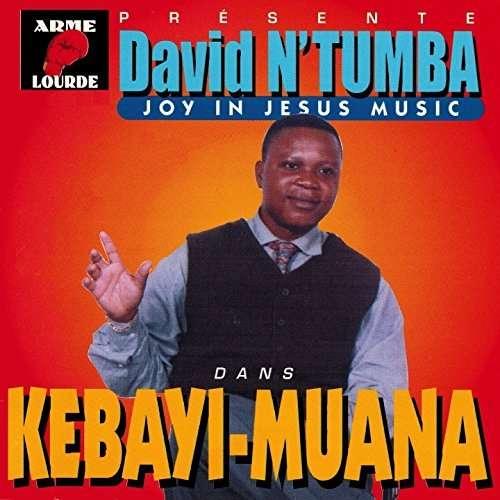 David N'Tumba Kebayi-Muana (Joy in Jesus Music)
