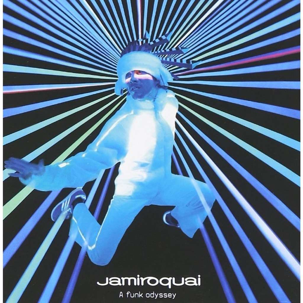 A Funk Odyssey By Jamiroquai Cd With Msmith220 Ref