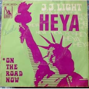J. J. Light Heya / On The Road Now