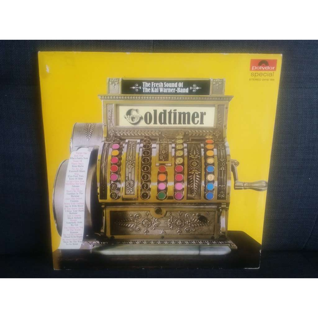 the kai Warner Band Goldtimer the fresh sound of