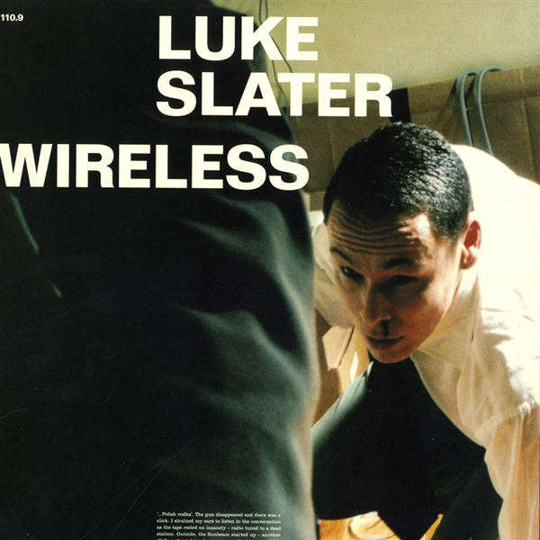 Luke Slater - Wireless (2xLP) Luke Slater - Wireless (2xLP)