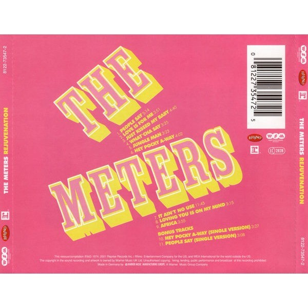 The Meters Rejuvenation