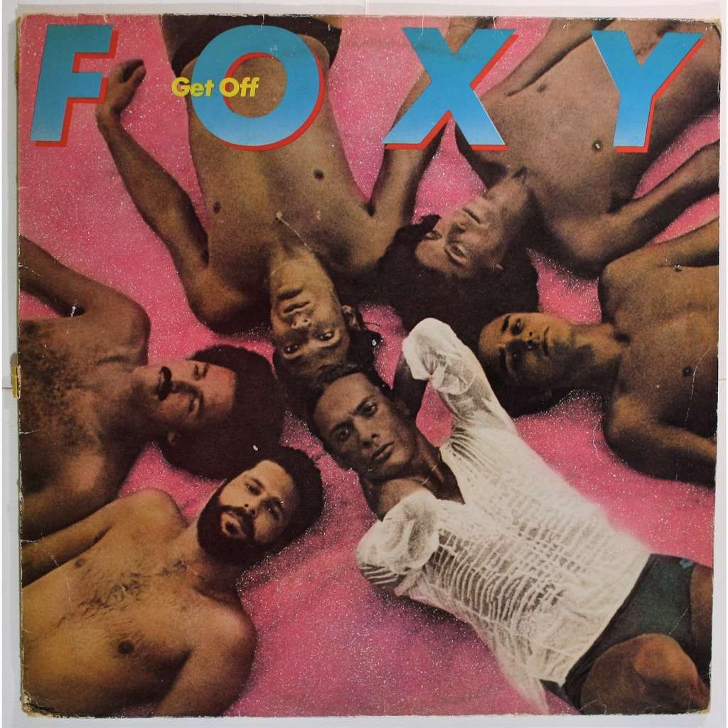 Get Off By Foxy Lp With Cruisexruffalo Ref 118836830