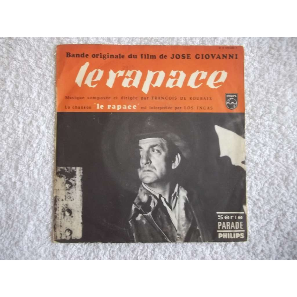 Francois De Roubaix Le Rapace