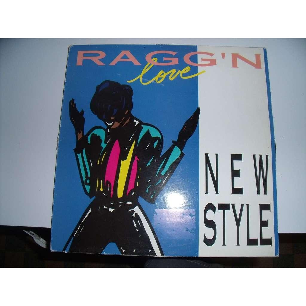 ragg'n love new style