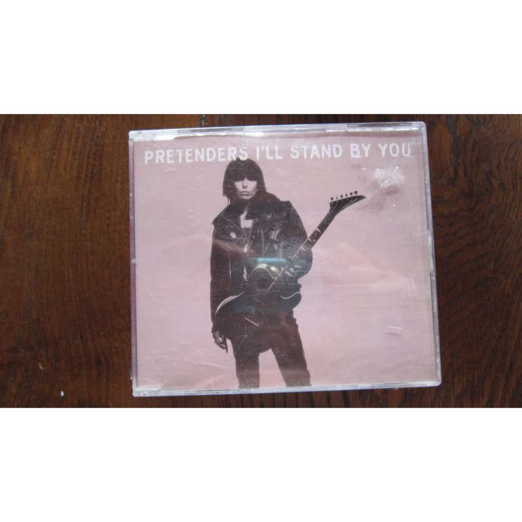 Pretenders I'll stand by you (1994; 3 tracks) / REBEL ME ROCK / BOLD AS LOVE