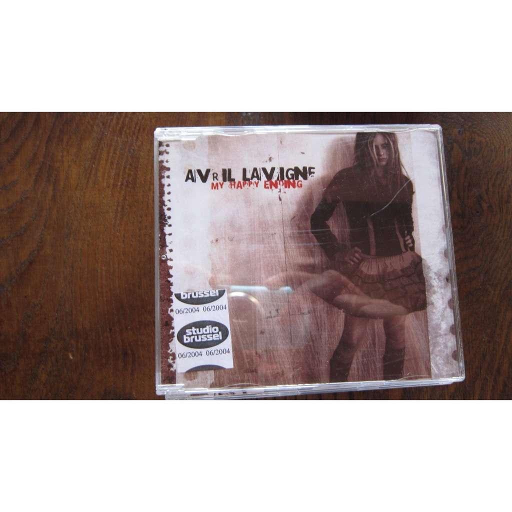 Avril Lavigne My happy ending (promo)