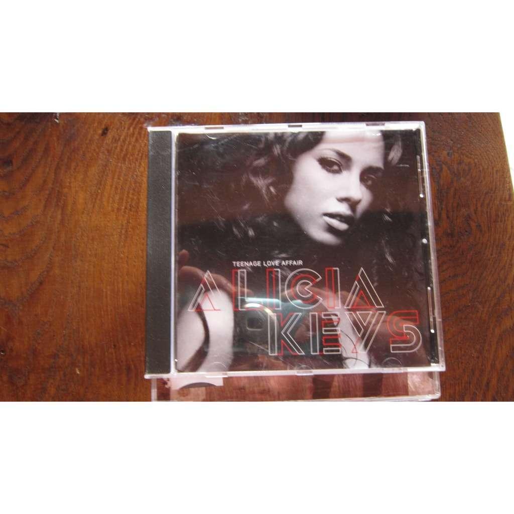 Keys, Alicia teenage love affair/ (3TRACKS Promo)