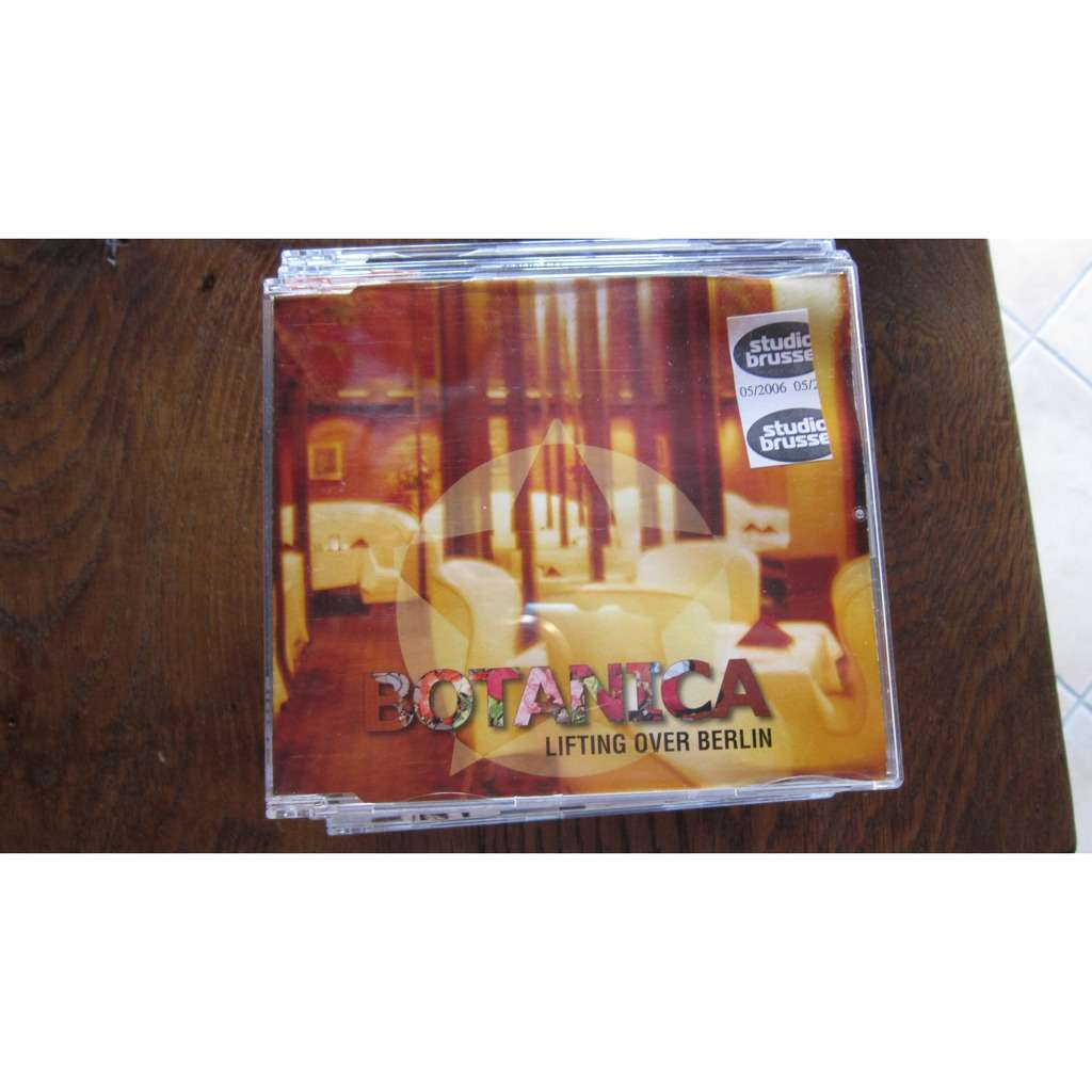 Botanica Lifting over Berlin (4 tracks, promo)