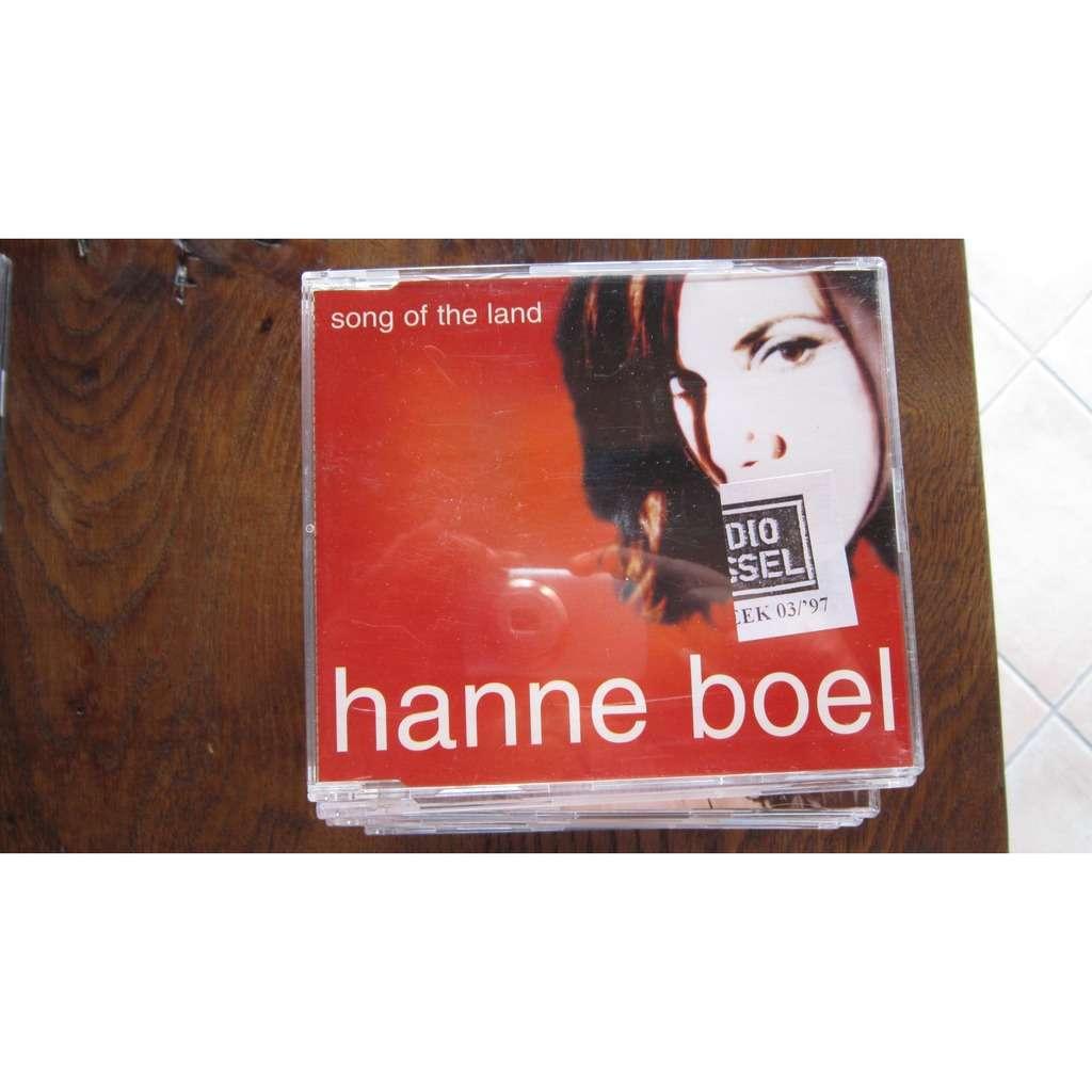 Hanne Boel Song of the land