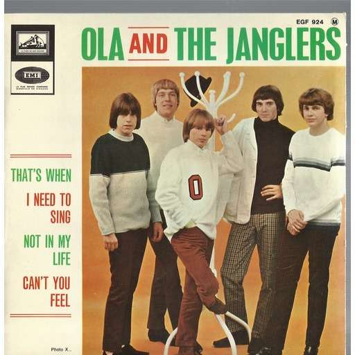 ola and the janglers that's when