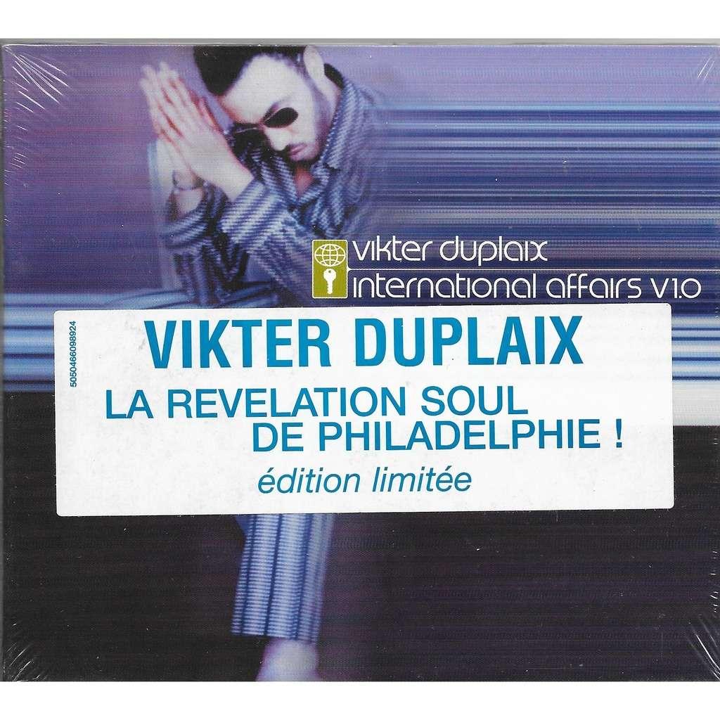 Vikter Duplaix International Affairs V1.0