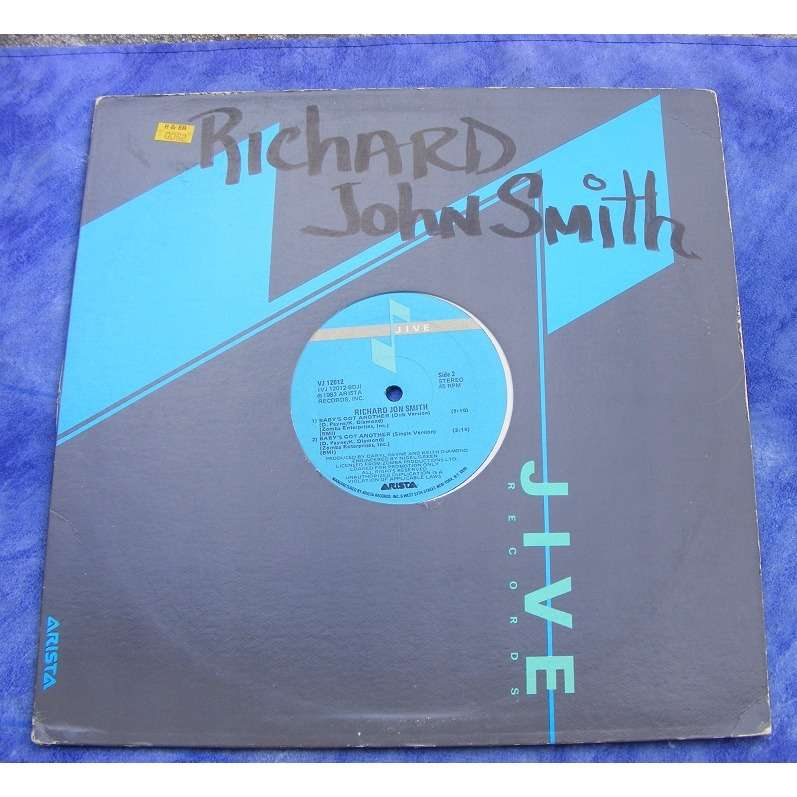 richard jon smith baby's got another ( (Extended Version) / (Dub Version) / (Single Version)