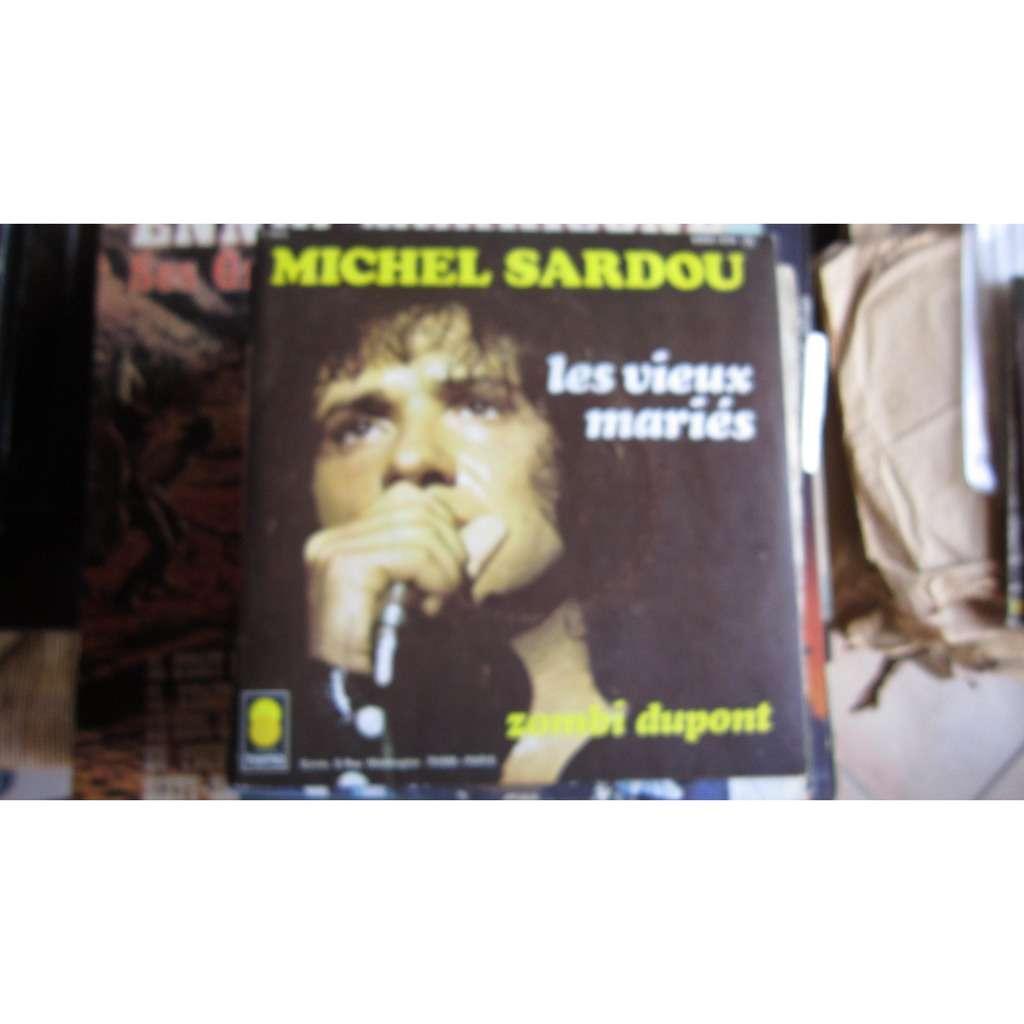 Michel Sardou Les vieux mariés