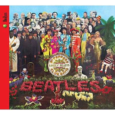 the beatles * Sgt. Pepper's Lonely Hearts Club Band Le Monde Remasterisé