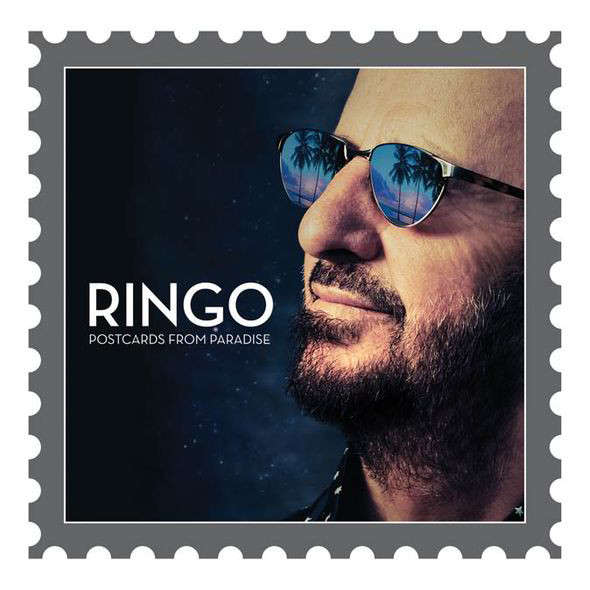 ringo starr Postcards From Paradise