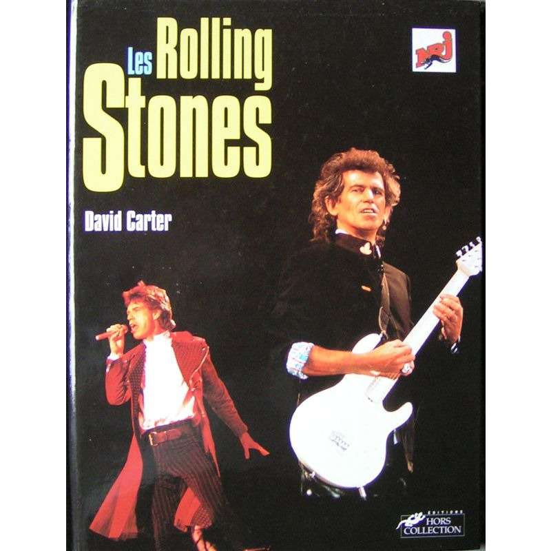 the rolling stones Carter, David