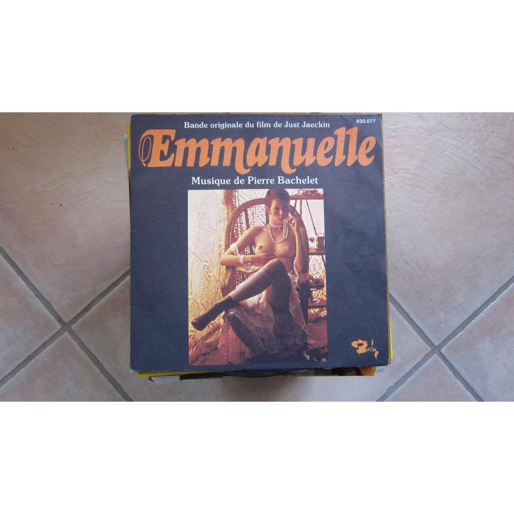 BACHELET PIERRE B.O. du film : EMMANUELLE / Emmanuelle en thaïlande ( instr.)