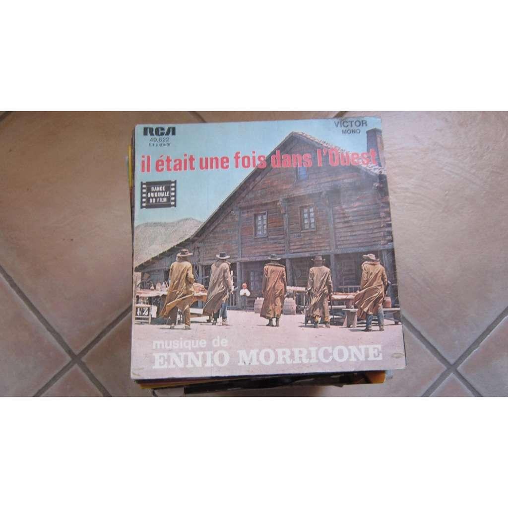 ennio morricone B.O.F. 'IL ETAIT UNE FOIS DANS L'OUEST' - 1969