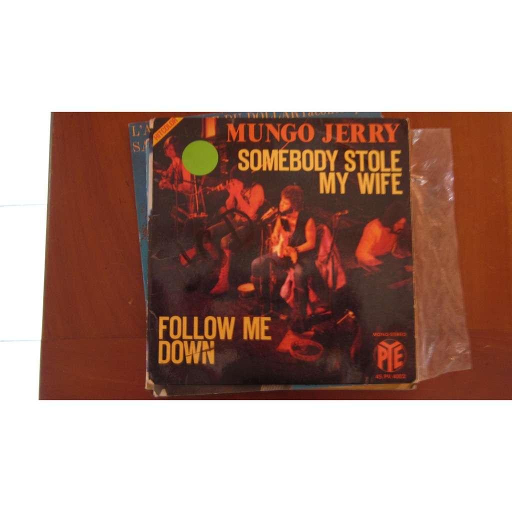 jerry mungo somebody stole my wife