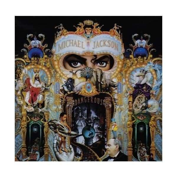 Dangerous De Michael Jackson Cd Con Charlyx Ref 118850545