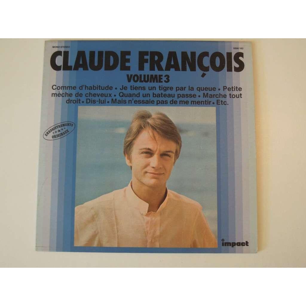 claude françois comme d'habitude, impact claude françois volume 3