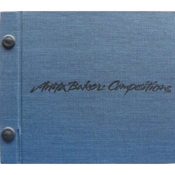 compositions limited edition 2 cd hard bound book type by anita