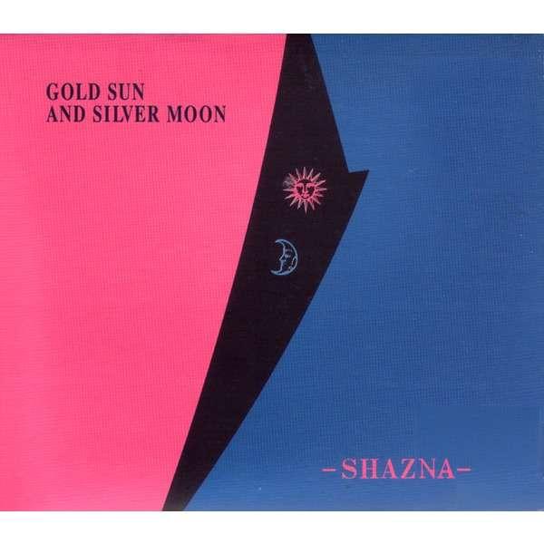 SHAZNA GOLD SUN AND SILVER MOON