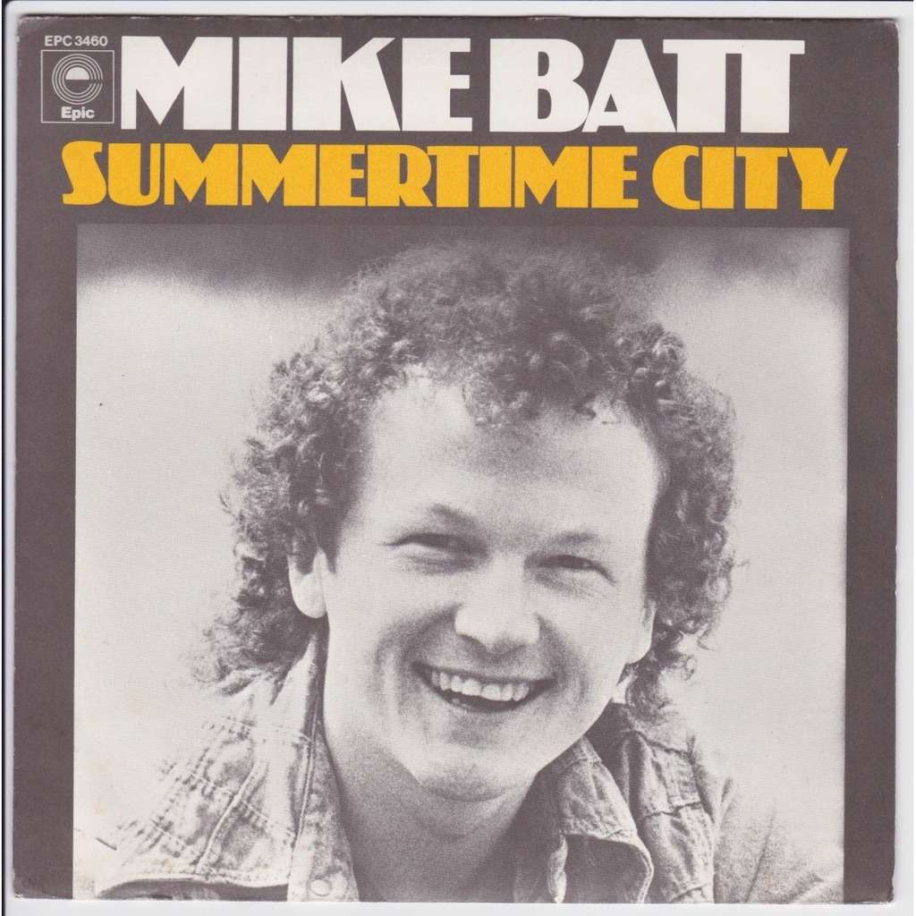 Summertime City 1 By Mike Batt Sp With