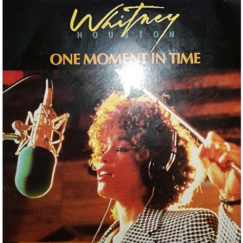 One Moment In Time By Whitney Houston Sp With Lamjalil