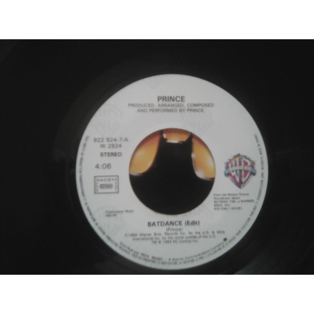 Prince  Batdance (Edit)