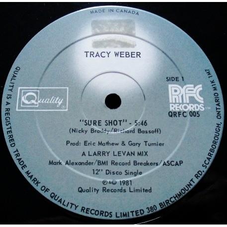 tracy weber Tracy Weber - Sure Shot