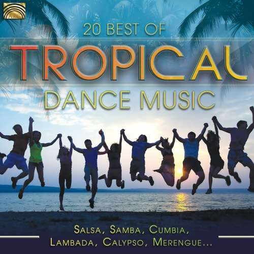 DANCE MUSIC-Various Artists 20 Best of Tropical Dance Music