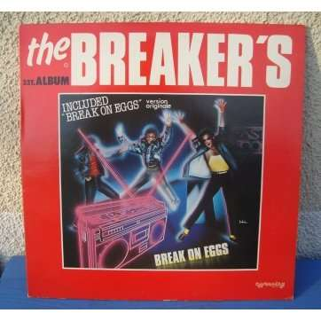 the breaker's break on eggs