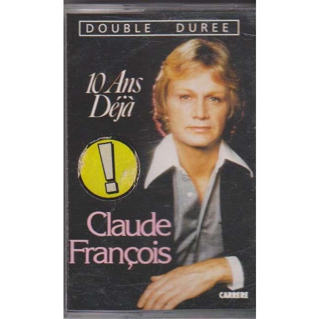 claude françois 10 ans déja (compilation 20 tracks )