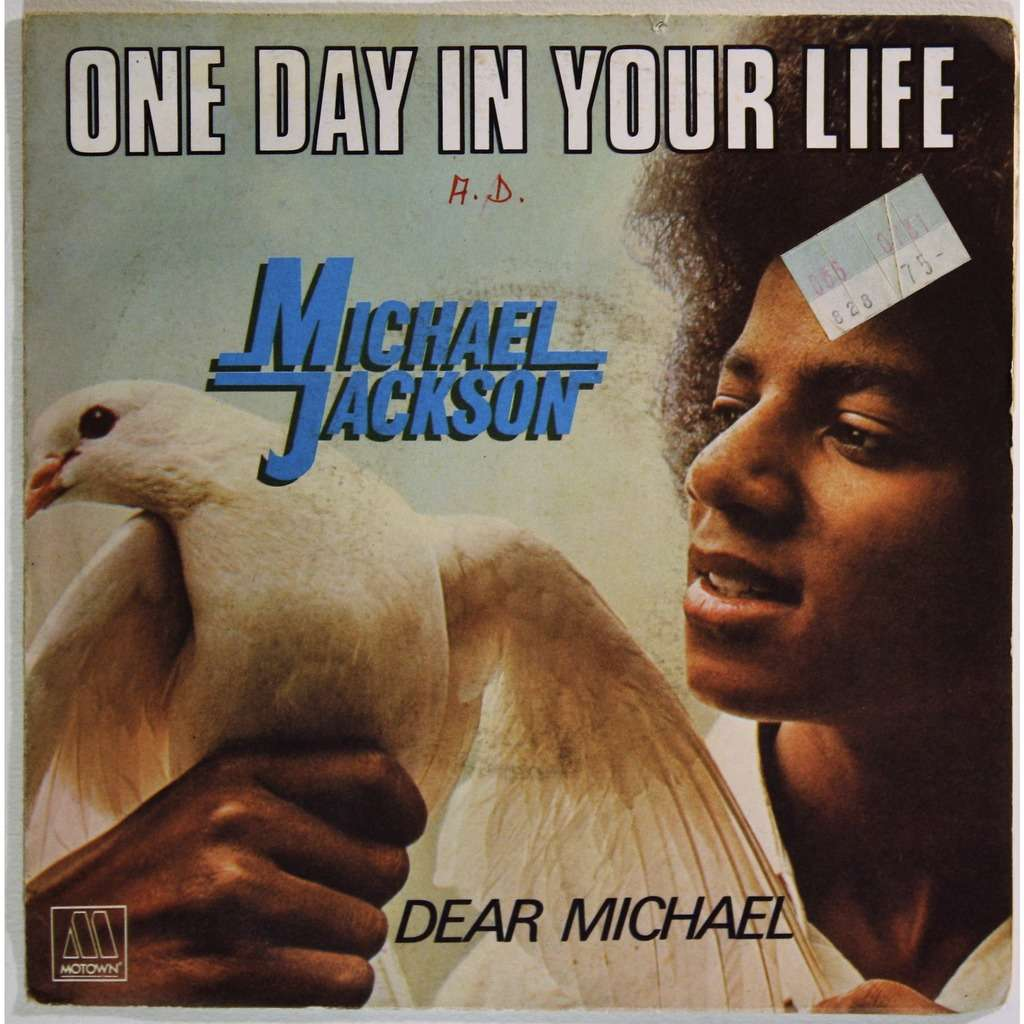 One Day In Your Life By Michael Jackson Sp With