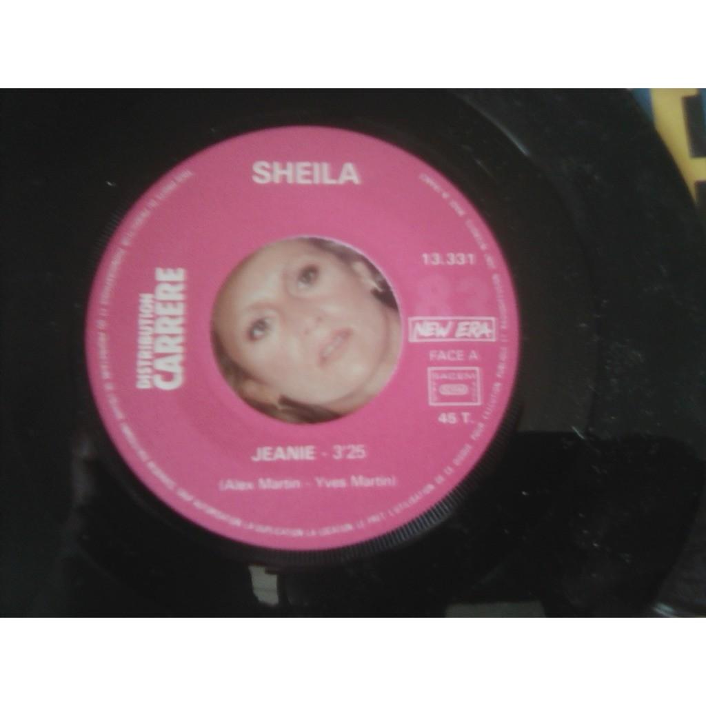Sheila (5) - Jeanie E6 Dans Le Quinzieme