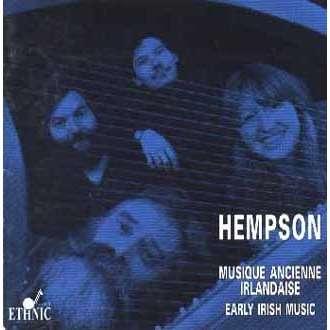 Hempson Musique Ancienne Irlandaise/Early Irish Music