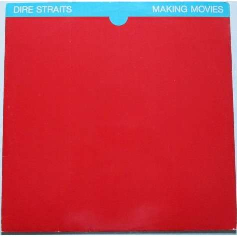 Dire Straits Making movies