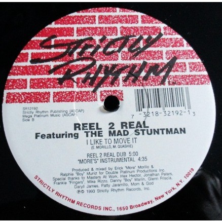 Reel 2 Real Feat. The Mad Stuntman I Like To Move It