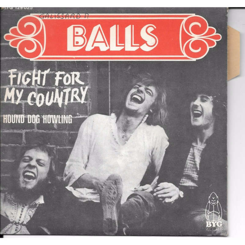 balls fight for my country