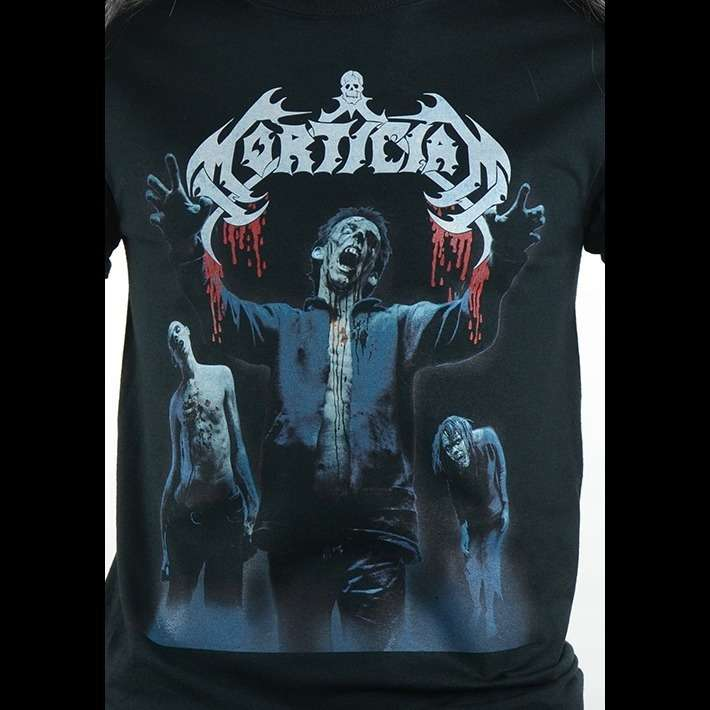 MORTICIAN Darkest Day Of Horror T SHIRT For Sale On