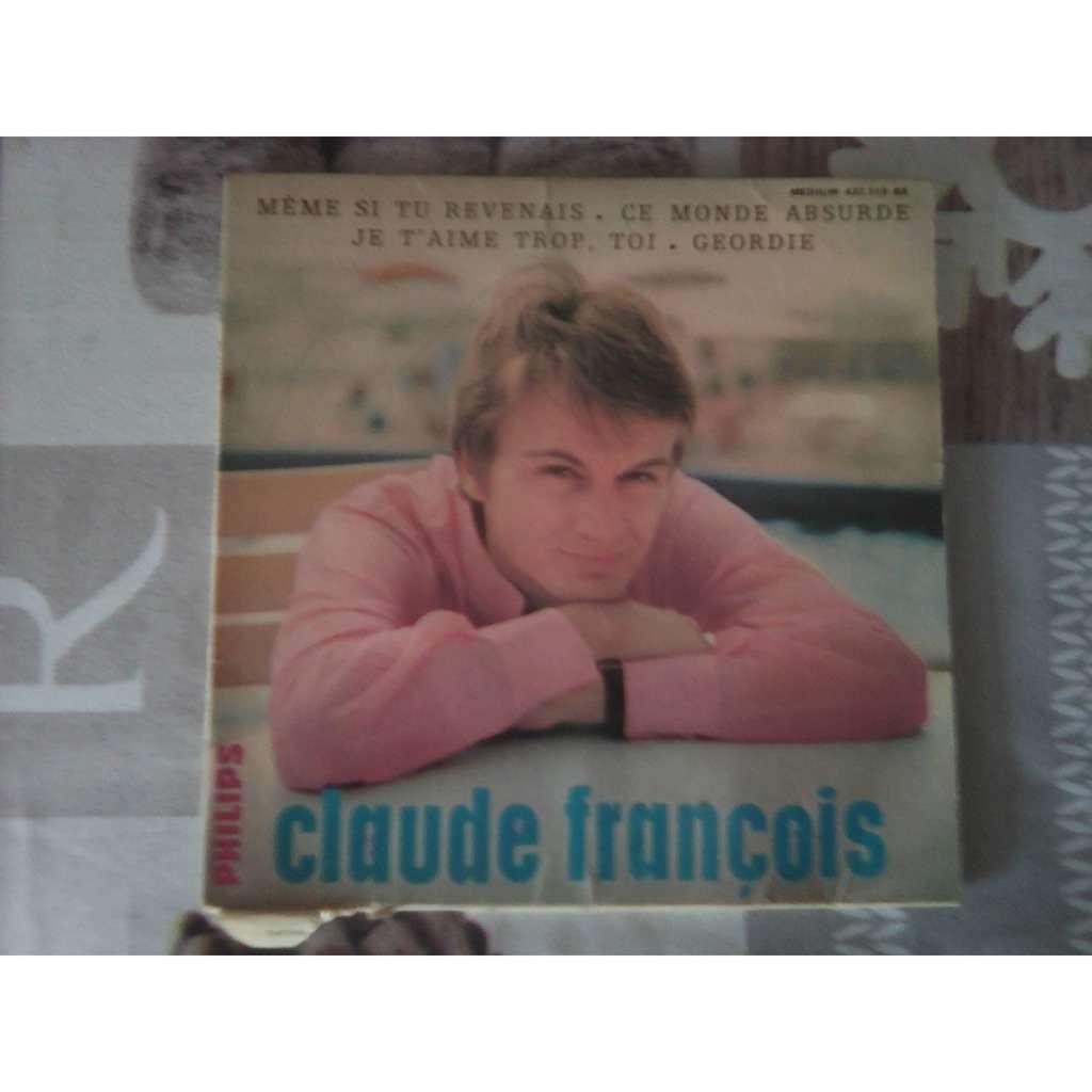Claude François - Même Si Tu Revenais Ce Monde Absurde (Eve Of Destruction)