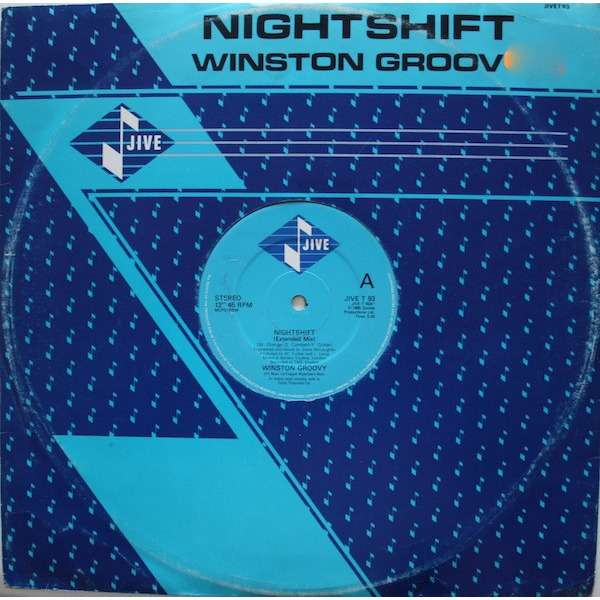 Winston Groovy Nightshift /Late Nightshift / What Will I Do