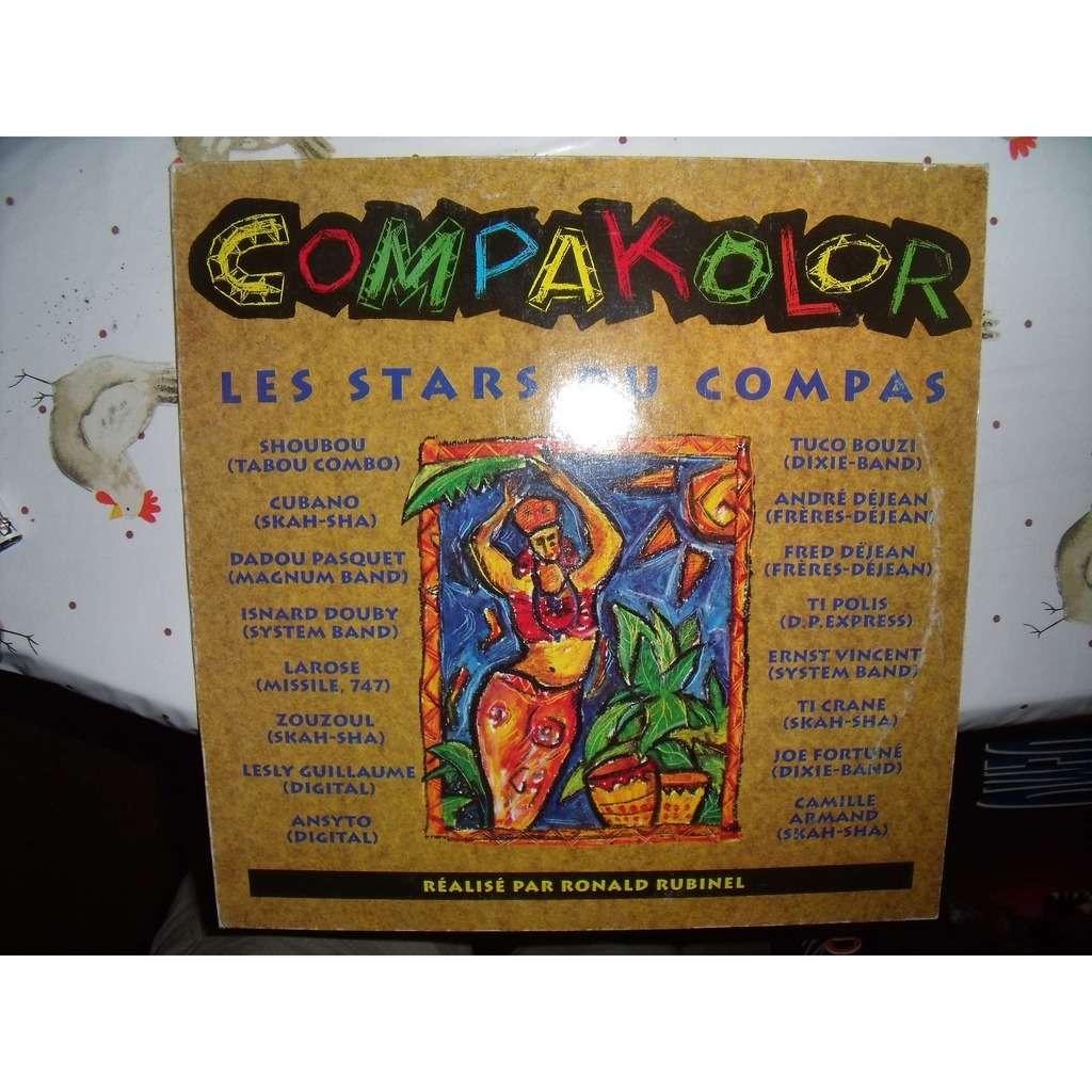 compakolor les stars du compas