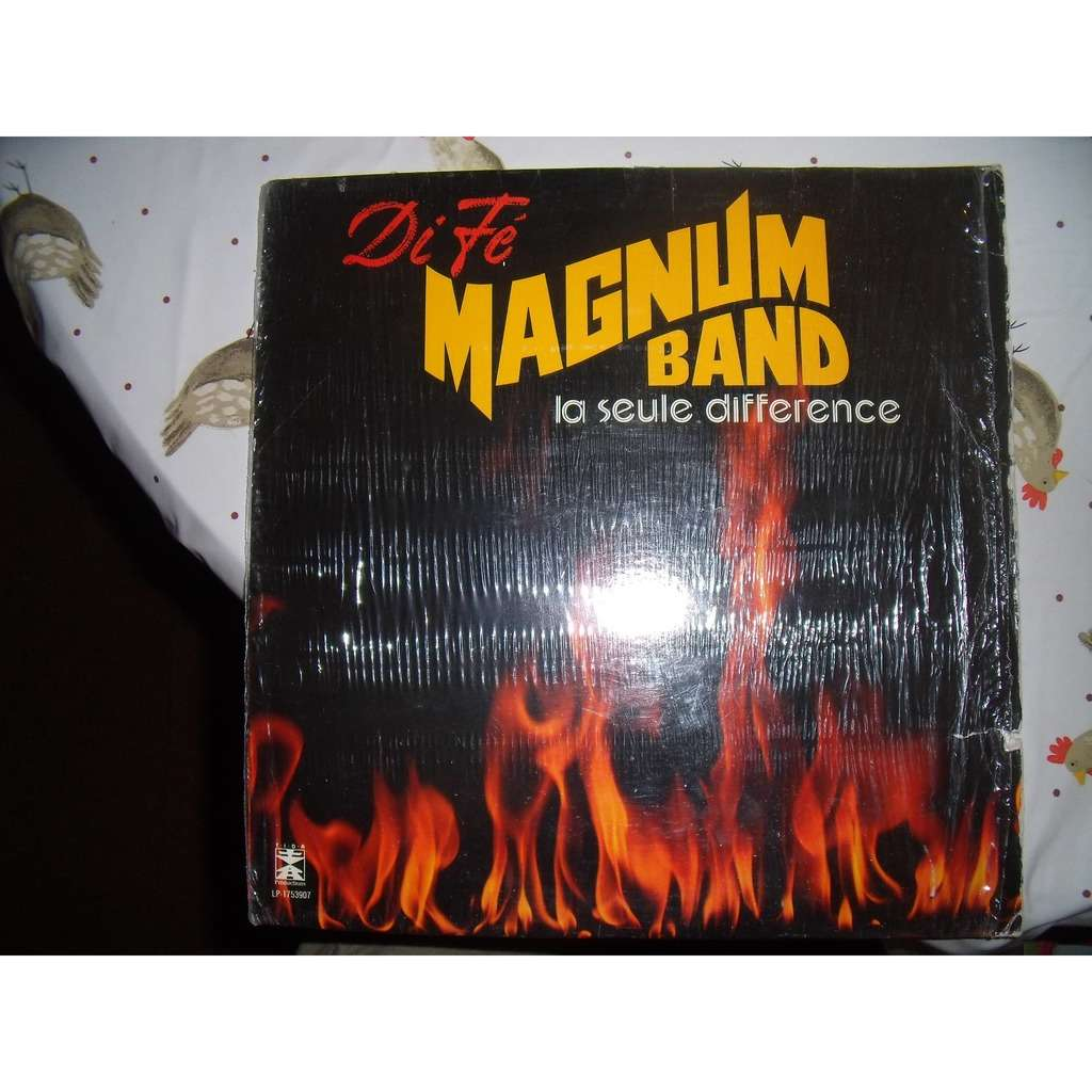 magnum band difé la seule difference