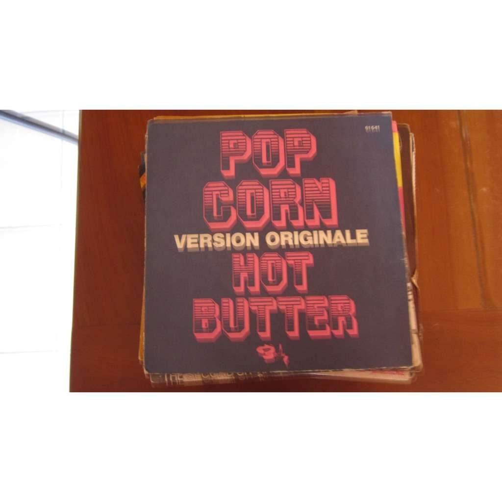 Hot Butter Pop Corn (Version originale) /At The Movies