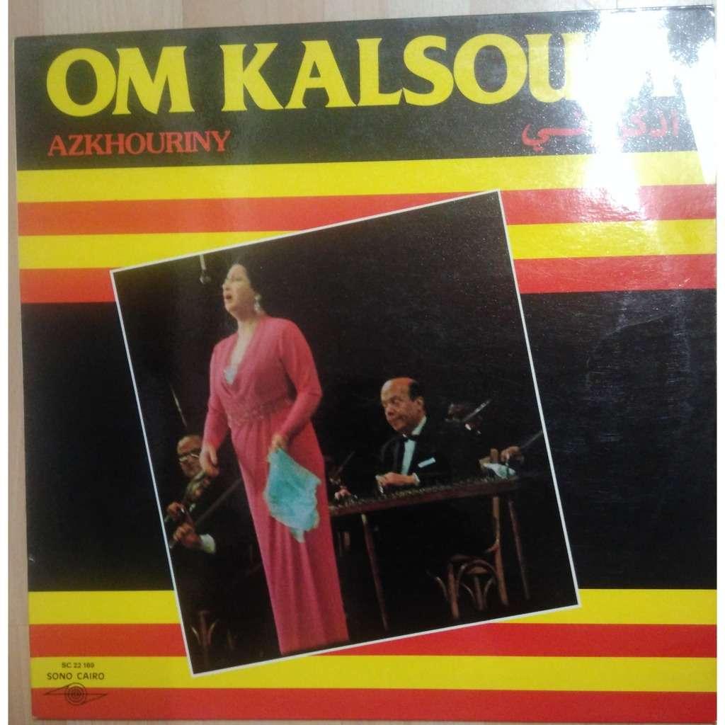 Om Kalsoum AZKHOURINY
