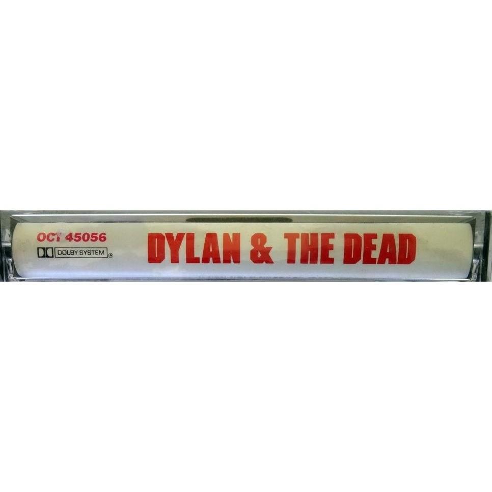 BOB DYLAN & THE GRATEFUL DEAD DYLAN & THE DEAD
