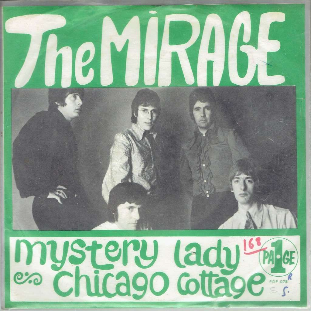THE MIRAGE Mystery Lady / Chicago Cottage